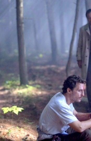 Matthew McConaughey en 'The Sea of Trees'