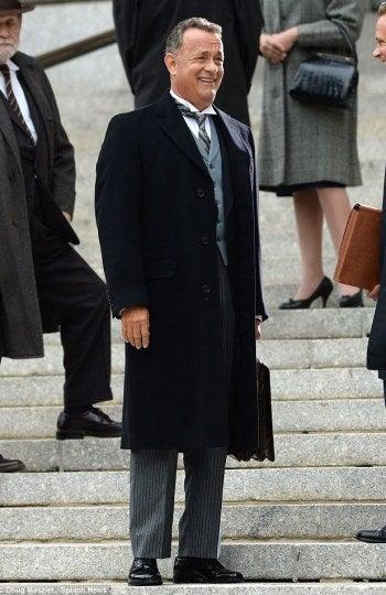 Tom Hanks en 'St. James Place'