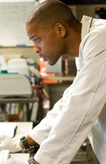 Will Smith también interpretó a un investigador en 'Soy Legenda'