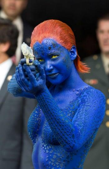 Jennifer Lawrence en 'X-Men: Días del Futuro'