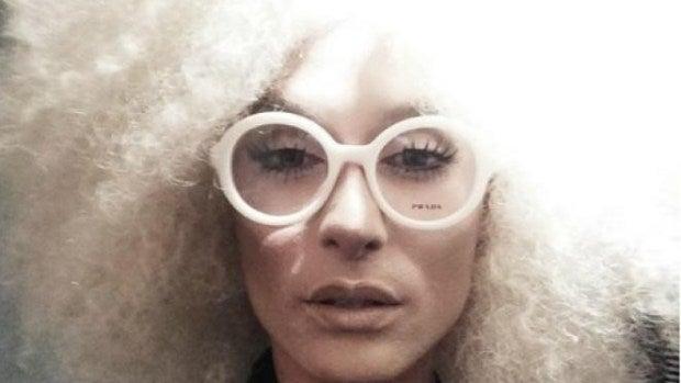 Conchita Wurst, con su nuevo look