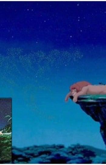 La diferencia entre la versión de 'El Rey León' en VHS y DVD