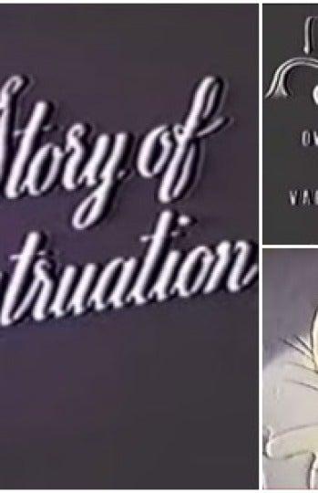 Algunas imágenes del corto sobre la menstruación de Disney