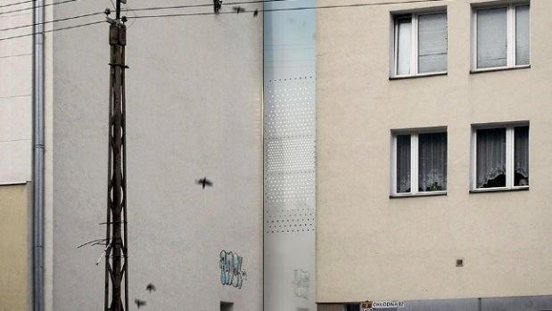 La casa más estrecha del mundo, en VarsoviaLa casa más estrecha del mundo, en Varsovia