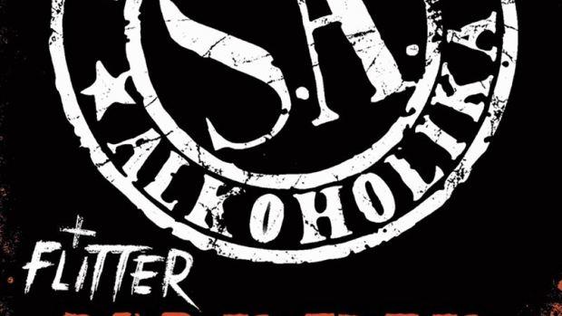 Cartel del concierto de Soziedad Alkoholika