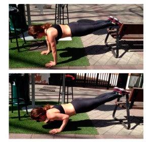 Ejercicios para mejorar los tríceps