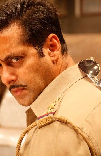 Salman Khan en 'Dabangg 2'