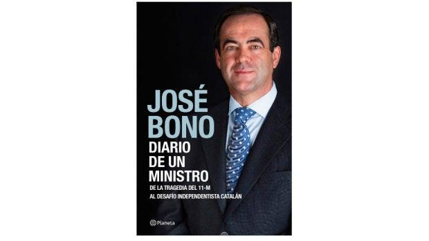 Portada del libro de José Bono.