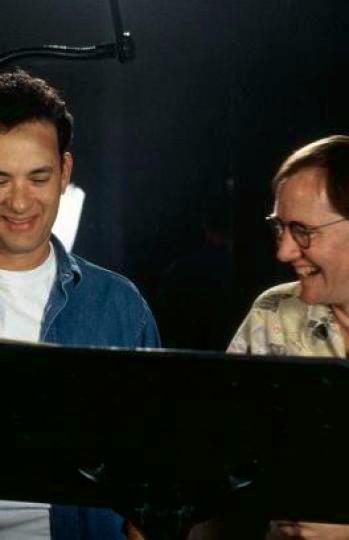 Tom Hanks y Tim Allen no trabajaron juntos como dobladores de 'Toy Story'