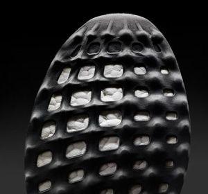Suela de las zapatillas