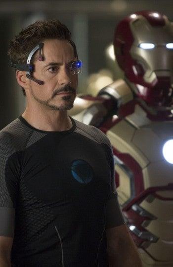Robert Downey Jr. en 'Ironman 3'