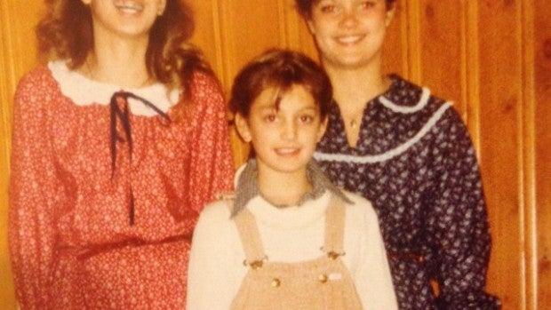 Cindy Crawford era fea de pequeña
