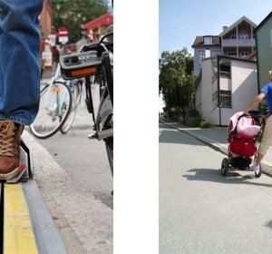 Ascensor para bicis de Trodheim