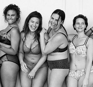 Imagen promocional de Lane Bryant para reivindicar la verdadera belleza