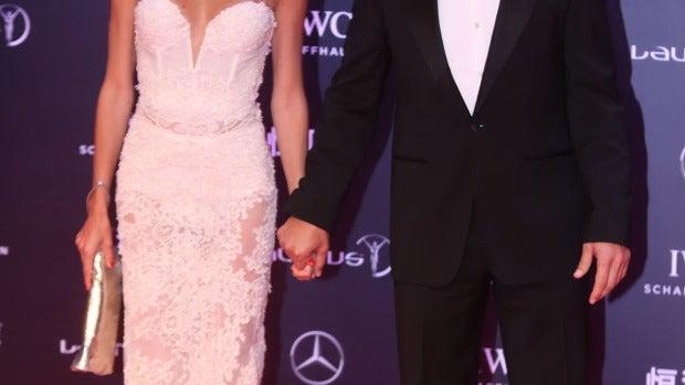 Vanesa Lorenzo y Puyol durante la gala