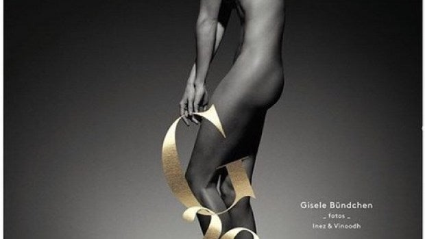Gisele Bündchen en la portada de Vogue Brasil