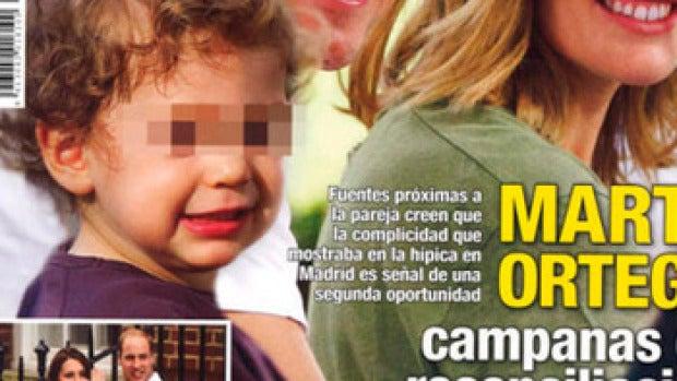 Campanas de reconciliación entre Marta Ortega y Sergio Álvarez
