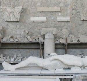 Pompeya podría restringir las visitas para preservar las ruinas
