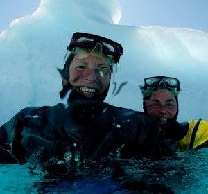 Experiencias extremas bajo el Océano Ártico