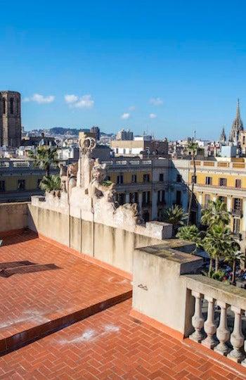 Barcelona desde otro punto de vista