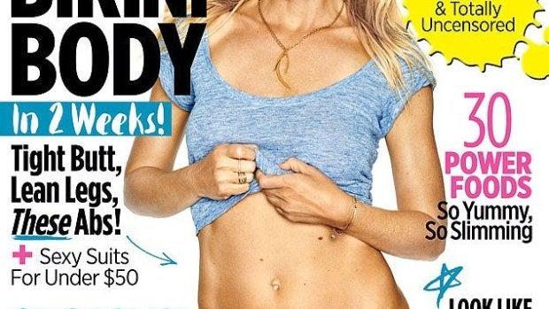 Gwyneth Paltrow, portada de la revista Women's Health