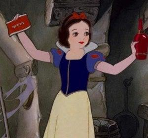 Blancanieves bebería tinto y sería adicta a Netflix