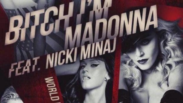 Madonna y las divas de su videoclip