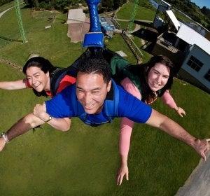 Atracciones extremas en Rotorua