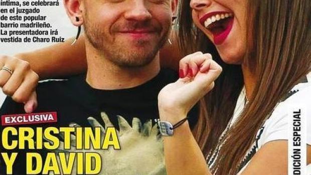 Cristina Pedroche y David Muñoz no se casan todavía