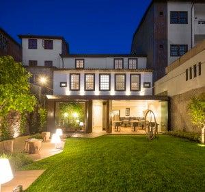 Una casa con solera en el corazón de Guimarães