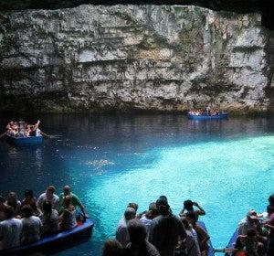 La cueva de las Ninfas