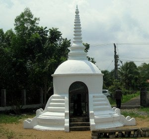 Una casa flotante en los remansos de Kerala