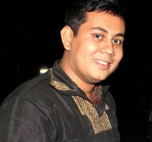 Niloy Chatterjee, bloguero asesinado en Bangladesh