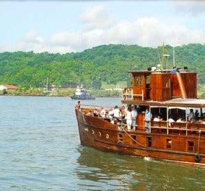 Un paseo en el barco de Al Capone