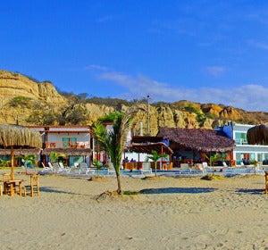Playa de Tumbes