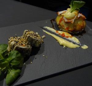Alta cocina en Ourense en forma de pincho