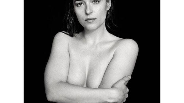 Dakota Johnson se desnuda para AnOther