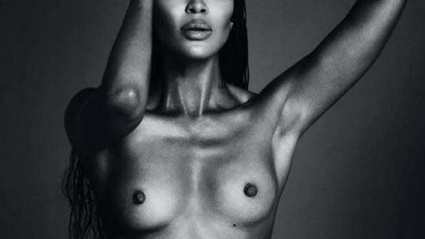 Naomi Campbell, censurada en Instagram