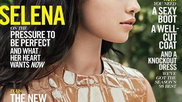 Selena Gomez posa la revista ELLE