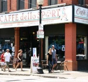 Caffe dello Sport