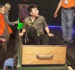 The Cremator, en Shenzhen
