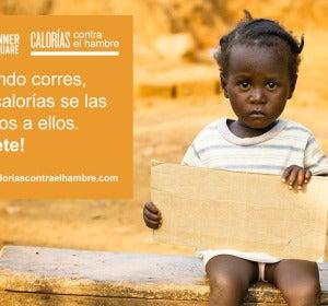 Proyecto solidario calorías contra el hambre