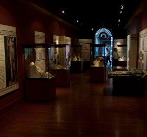 Museo Arqueología Perú