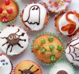 Dulces para tu mesa de Halloween