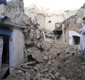 Más de 230 muertos en un terremoto en Afganistán