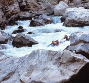 Descenso por el cañón del Colca