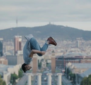 Free Running en Barcelona