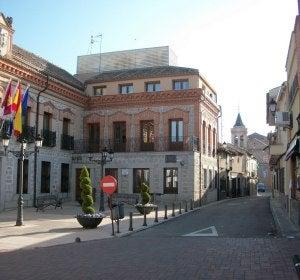 Ayuntamiento de Sonseca (Toledo)