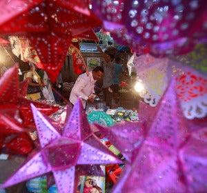 Festival de Diwali en Mumbai