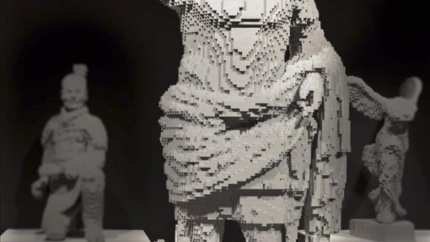 La imponente representación del primer emperador romano, Augusto
